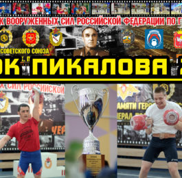 Кубок Вооруженных Сил РФ по гиревому спорту 2019
